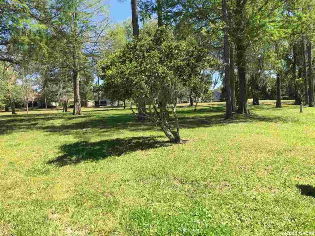 11015 NW 66th Drive, Alachua, FL 32615 (MLS #413560) :: Bosshardt Realty