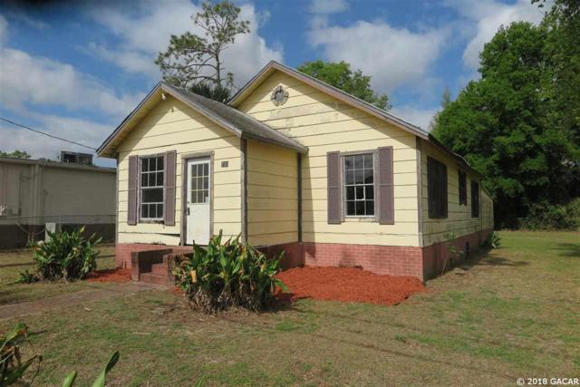 710 NW 4TH Street, High Springs, FL 32643 (MLS #413590) :: Bosshardt Realty