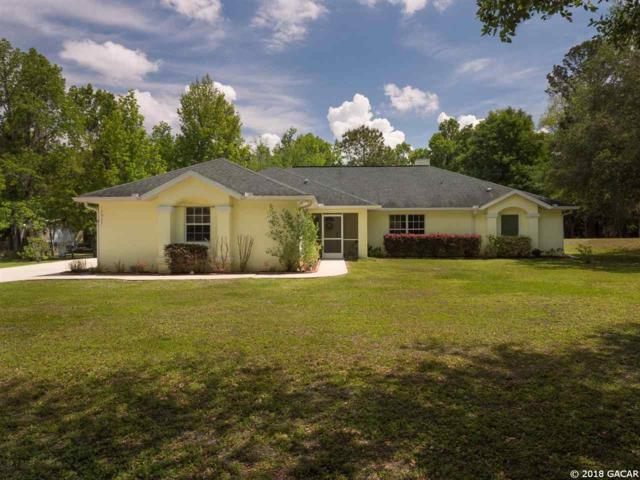 10927 SW 10th Terrace, Micanopy, FL 32667 (MLS #413609) :: Thomas Group Realty
