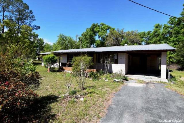 145 SW Winona Glen, Ft. White, FL 32038 (MLS #413645) :: Thomas Group Realty