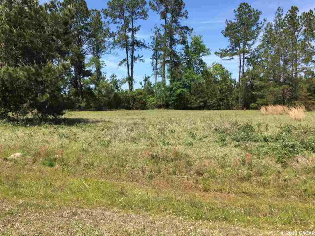 LOT 15 SW 94th Circle, Lake Butler, FL 32054 (MLS #413662) :: Bosshardt Realty