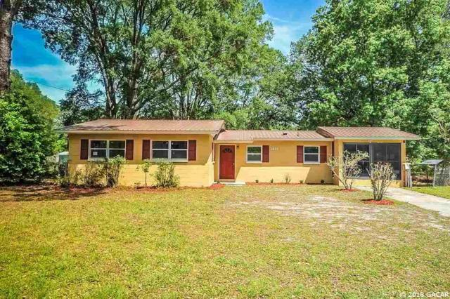 3811 NE 13th Street, Gainesville, FL 32609 (MLS #413663) :: Bosshardt Realty