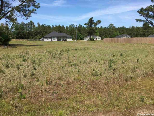 LOT 28 SW 94th Circle, Lake Butler, FL 32054 (MLS #413664) :: Bosshardt Realty