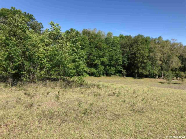 16144 NW 205TH Street, High Springs, FL 32643 (MLS #413671) :: OurTown Group