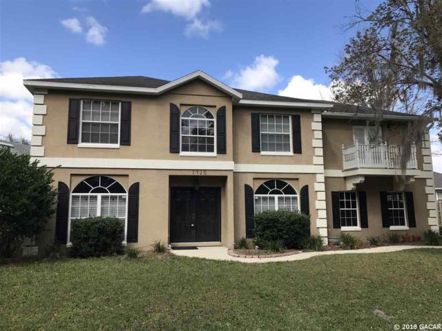 7420 NW 119TH Lane, Alachua, FL 32615 (MLS #413737) :: Bosshardt Realty