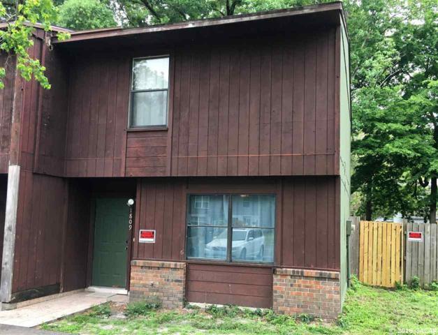 1809 SW 69 Terrace, Gainesville, FL 32608 (MLS #413753) :: Bosshardt Realty