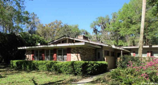 318 SE Wacahoota Road, Micanopy, FL 32667 (MLS #413886) :: OurTown Group