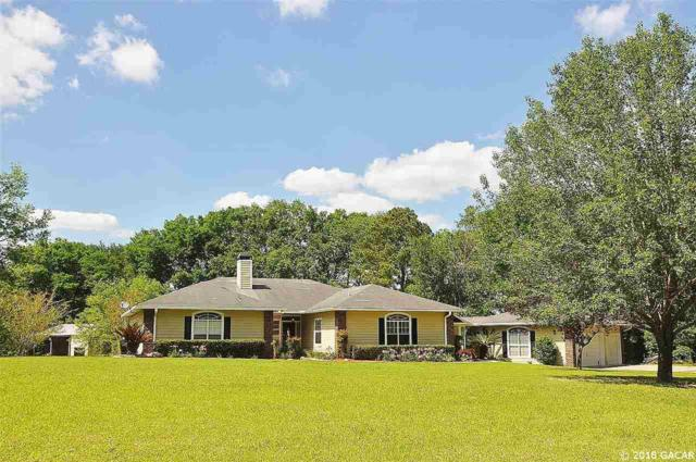 12416 NW 129th Terrace, Alachua, FL 32615 (MLS #413887) :: Bosshardt Realty