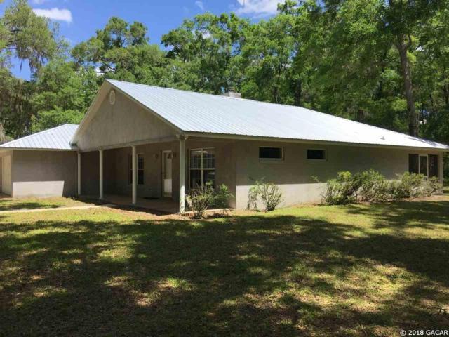 6151 NE 156 Court, Williston, FL 32696 (MLS #414012) :: Bosshardt Realty
