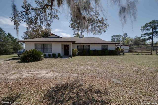 14450 SE 68th Lane, Morriston, FL 32668 (MLS #414013) :: Pepine Realty