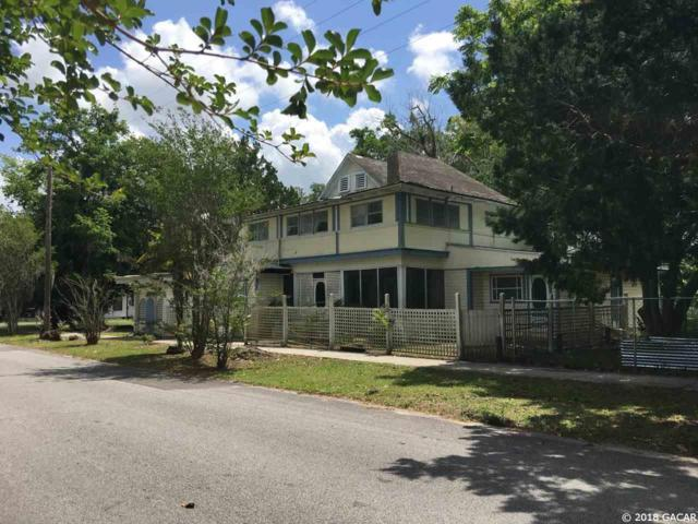 115 SE 1st Avenue, Williston, FL 32696 (MLS #414018) :: Thomas Group Realty