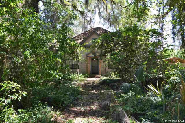 2108 Morgan Whiddon Road, Perry, FL 32347 (MLS #414039) :: Pepine Realty