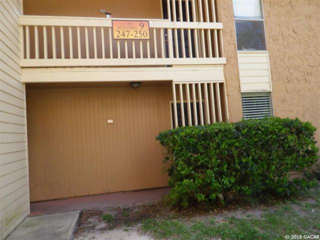 1810 NW 23 Boulevard #250, Gainesville, FL 32605 (MLS #414073) :: Bosshardt Realty