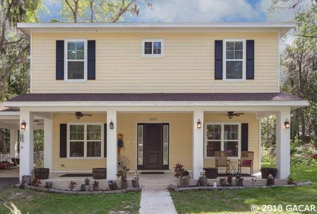 1933 NW 23rd Terrace, Gainesville, FL 32605 (MLS #414081) :: Abraham Agape Group