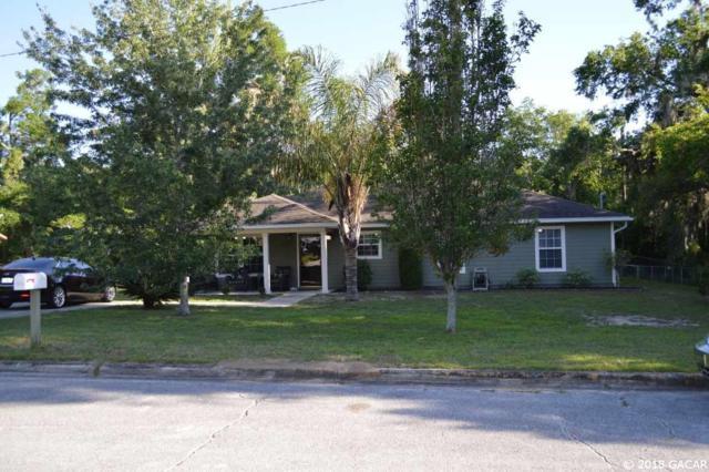 3801 SE 19 Avenue, Gainesville, FL 32641 (MLS #414084) :: Bosshardt Realty