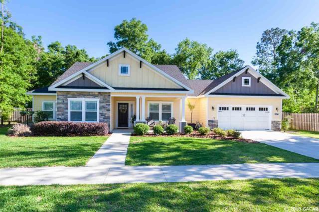 15237 NW 149th Road, Alachua, FL 32615 (MLS #414124) :: Bosshardt Realty