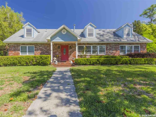 4410 NW 17TH Place, Gainesville, FL 32605 (MLS #414127) :: Bosshardt Realty