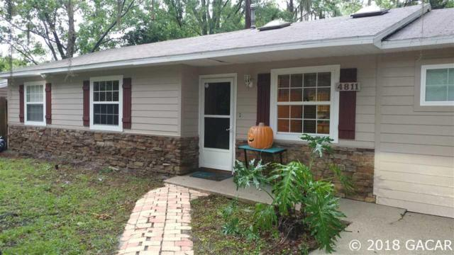 4811 NW 28 Street, Gainesville, FL 32605 (MLS #414137) :: Bosshardt Realty