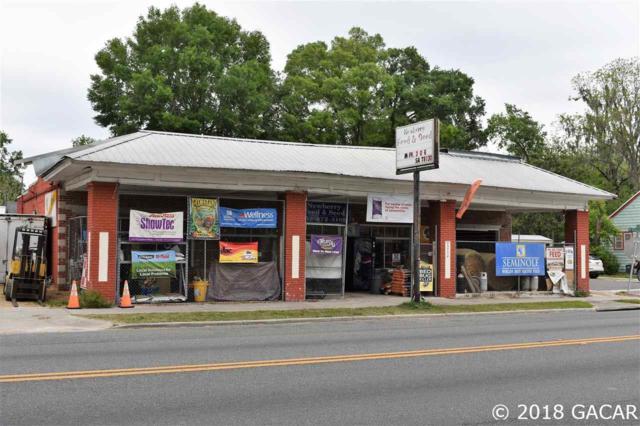 25720 W Newberry Road, Newberry, FL 32669 (MLS #414159) :: Bosshardt Realty