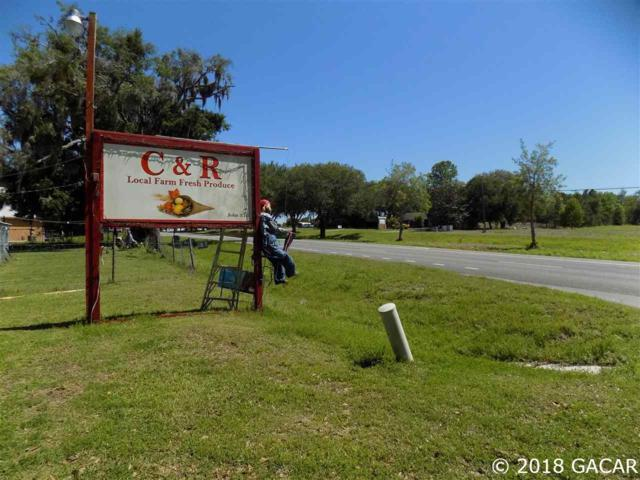 13789 NW Us Hwy 441, Alachua, FL 32615 (MLS #414167) :: Pepine Realty