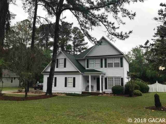 11628 NW 9th Lane, Gainesville, FL 32606 (MLS #414199) :: Thomas Group Realty