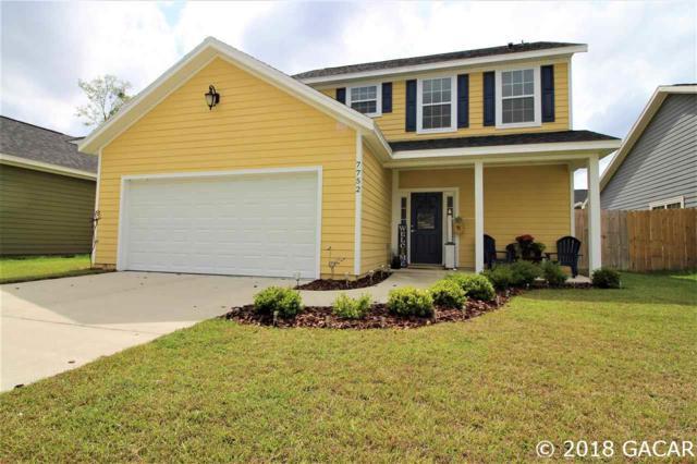 7752 NW 21 Terrace, Gainesville, FL 32609 (MLS #414201) :: Bosshardt Realty