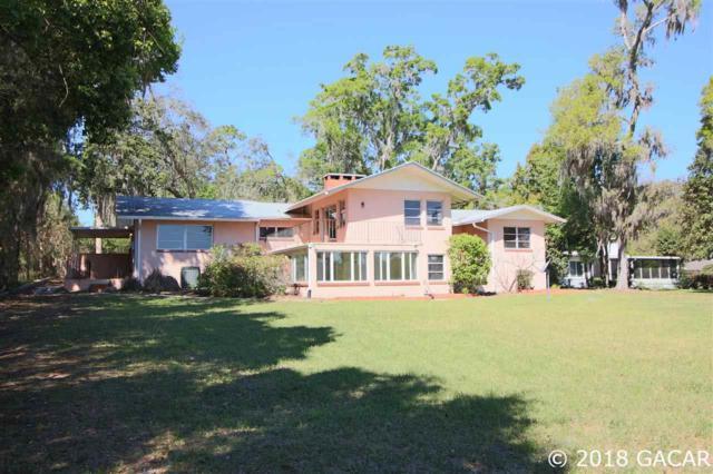 3863 SE State Road 21, Keystone Heights, FL 32656 (MLS #414207) :: Thomas Group Realty