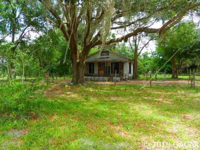 21717 SE Us Hwy 301, Hawthorne, FL 32640 (MLS #414213) :: Bosshardt Realty