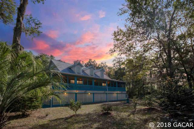 11415 NE 199th Drive, Waldo, FL 32694 (MLS #414271) :: Bosshardt Realty
