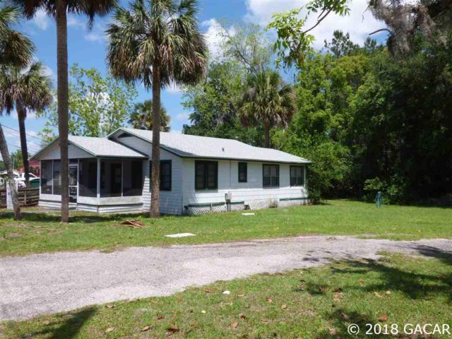 370 N Hathaway Avenue, Bronson, FL 32621 (MLS #414347) :: Thomas Group Realty