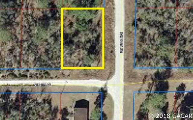Lot 16 NE 115th Avenue, Williston, FL 32696 (MLS #414350) :: Florida Homes Realty & Mortgage