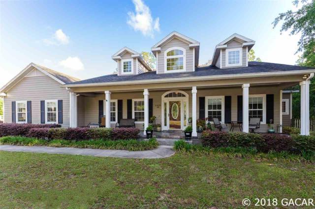 5420 NE County Road 340, High Springs, FL 32643 (MLS #414374) :: Thomas Group Realty