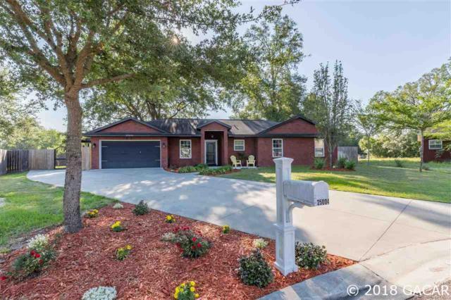25004 SW 22 Avenue, Newberry, FL 32669 (MLS #414503) :: Thomas Group Realty