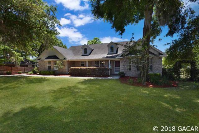 25261 SW 20TH Avenue, Newberry, FL 32669 (MLS #414553) :: Thomas Group Realty
