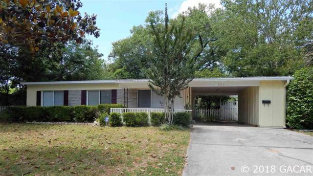 1310 NE 14TH Street, Gainesville, FL 32601 (MLS #414586) :: Thomas Group Realty