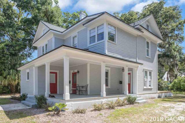 305 NE 6TH Street, Gainesville, FL 32601 (MLS #414681) :: Bosshardt Realty