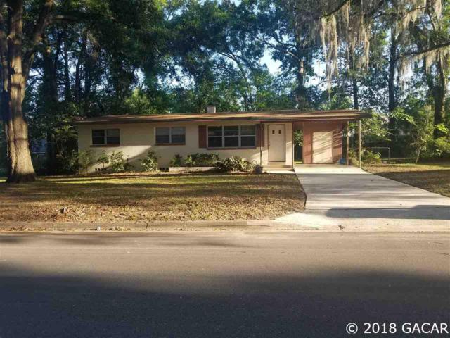 1645 NW 34th Place, Gainesville, FL 32605 (MLS #414732) :: Rabell Realty Group