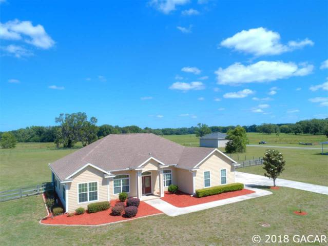 16082 NW 243rd Way, High Springs, FL 32643 (MLS #414742) :: Thomas Group Realty