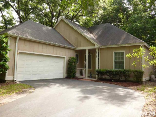 5439 SW 91ST Terrace, Gainesville, FL 32608 (MLS #414752) :: Florida Homes Realty & Mortgage