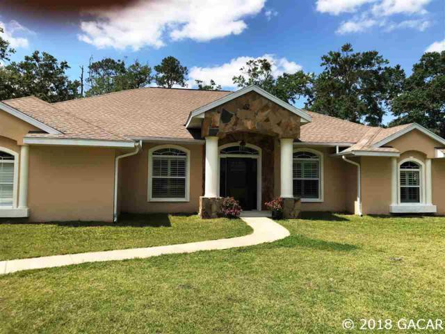 20644 NE 115 Place, Earleton, FL 32631 (MLS #414795) :: Bosshardt Realty