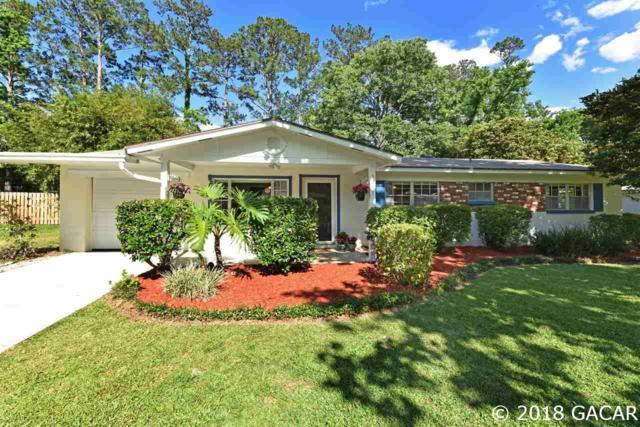 3935 NW 32ND Street, Gainesville, FL 32605 (MLS #414827) :: Bosshardt Realty