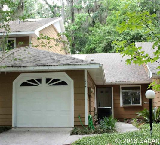 914 SW 50th Way, Gainesville, FL 32607 (MLS #414830) :: Thomas Group Realty
