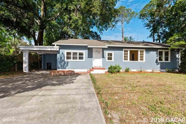 1834 NE 8TH Street, Gainesville, FL 32609 (MLS #414893) :: Bosshardt Realty