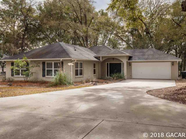 25681 NW 168th Place, High Springs, FL 32643 (MLS #414941) :: Bosshardt Realty