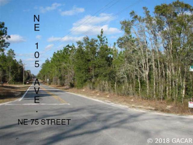 0 NE NE 105th Avenue, Bronson, FL 32621 (MLS #414943) :: Pristine Properties
