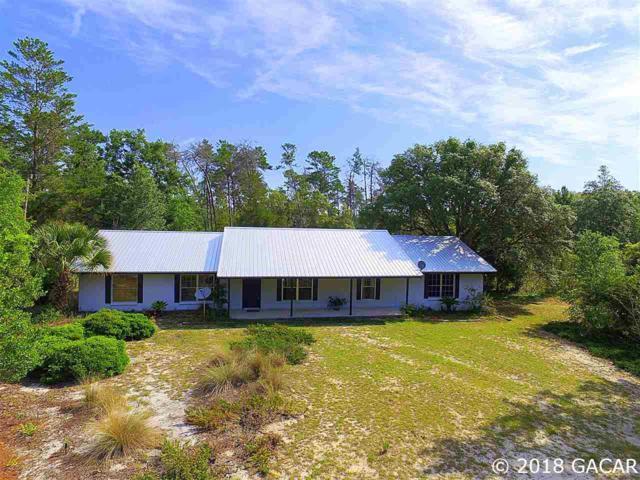 20818 SW 119TH Avenue, Archer, FL 32618 (MLS #414969) :: Pristine Properties