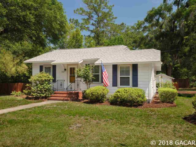 716 NE 10TH Avenue, Gainesville, FL 32601 (MLS #414996) :: Bosshardt Realty