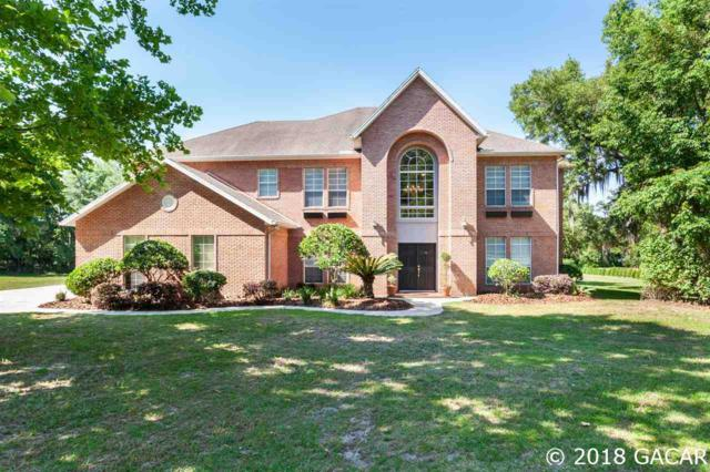 13505 NW 19th Place, Gainesville, FL 32606 (MLS #414998) :: Thomas Group Realty