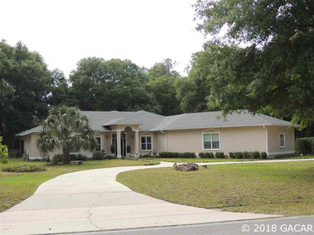 10002 SW 75TH Way, Gainesville, FL 32608 (MLS #415017) :: Bosshardt Realty