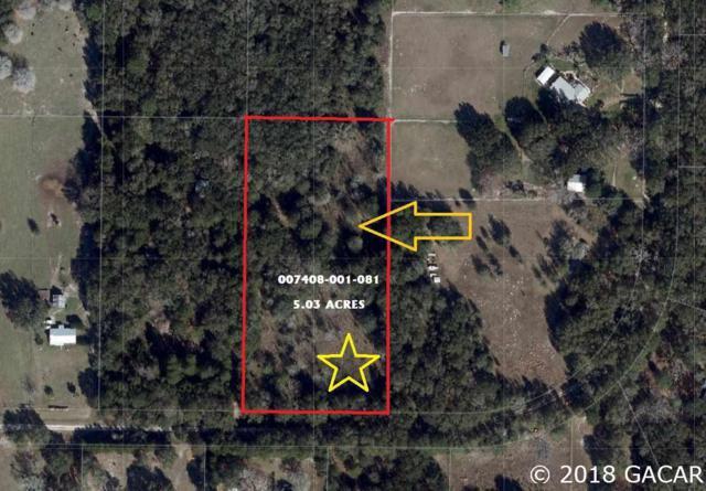 TBD SW 149TH PL., Archer, FL 32618 (MLS #415036) :: Pristine Properties